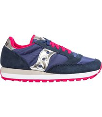 scarpe sneakers donna camoscle jazz o