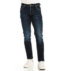jean slim premium azul oscuro