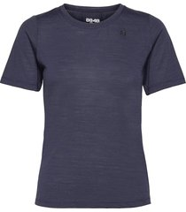 twig w tee t-shirts & tops short-sleeved blå 8848 altitude