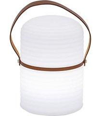 lanterna 1 lamp led wi-fi cilindrico p - 16x16x23