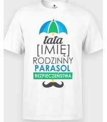 na dzień ojca - rodzinny parasol + imię