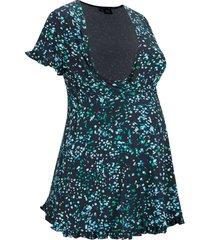 tunica prémaman / da allattamento in lenzing™ ecovero (blu) - bpc bonprix collection
