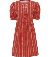 abito con maniche a palloncino (rosso) - bodyflirt