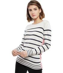 sweater esprit crudo - calce regular