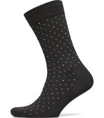 egtved socks twin-sock underwear socks regular socks svart egtved