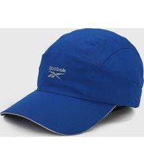 gorra azul reebok one series