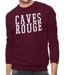 buzo bordó vinson caves