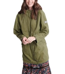superdry adventurer parka coat