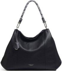 women's large ziptop shoulder bag