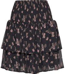 skirt kort kjol svart sofie schnoor