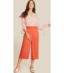 pantalón naranja patprimo