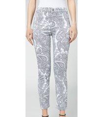 calzedonia push up denim jeans woman multicolor size xs
