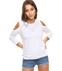 sweater blanco nano