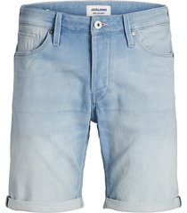 jack & jones jeans short 12166264 004 blue - denim
