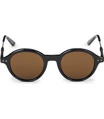 47mm round sunglasses