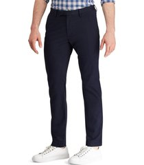 pantalon stretch slim fit cotton chino azul polo ralph lauren