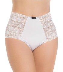 calcinha vip lingerie hotpant branco