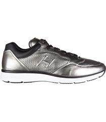 scarpe sneakers uomo in pelle h254 t2015 h 3d forato