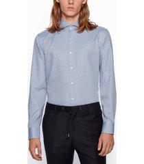 boss men's jason slim-fit shirt