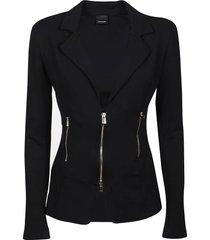 black modal jacket