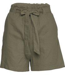 sc-ina shorts paper bag shorts grön soyaconcept