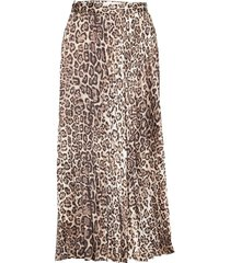 skirt knälång kjol brun replay
