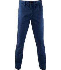 pantalon frente plano estampado spandex slim fit jayson