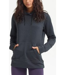 sweater burton women's oak po hoodie