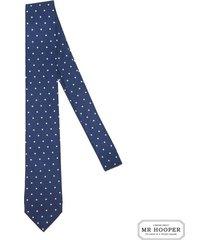 corbata puntos