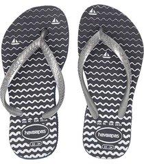 sandalias havaianas slim oceano fc prep 4141492