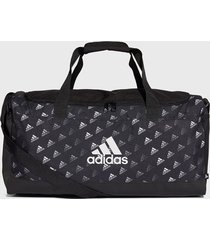 bolso graphic duf lin negro adidas performance