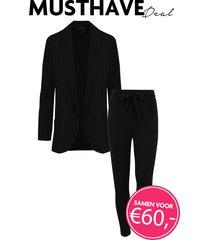 musthave deal dames pak zwart