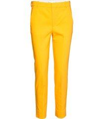 zella pant slimfit broek skinny broek geel inwear