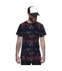 camiseta di nuevo coqueiros neon psy verão masculina