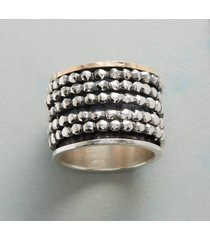 abacus bead band ring