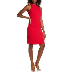 women's sam edelman halter sheath dress