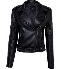 jaqueta iara (black, 50)