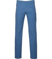 jac hensen broek - modern fit - blauw