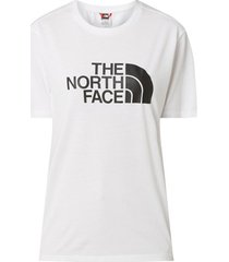 t-shirt korte mouw the north face nf0a4m5pla91