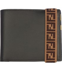 fendi wallet grace bicolor
