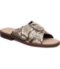 declan ivy shoes summer shoes flat sandals beige clarks