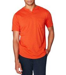men's good man brand premium cotton t-shirt, size xx-large - orange
