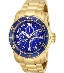 reloj invicta oro modelo 153ka para hombres, colección pro diver