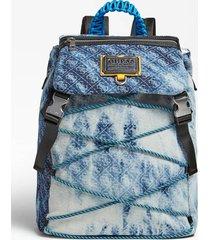 denimowy plecak model salameda