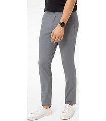 pantalone chino skinny in cotone stretch