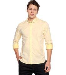 camisa amarillo americanino