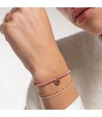 thomas sabo women's bracelet - pink
