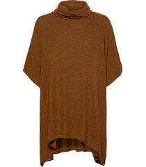 sc-biara poncho regnkläder brun soyaconcept