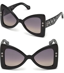 50mm oversize butterfly sunglasses