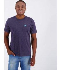 camiseta ecko fashion basic marinho mescla.